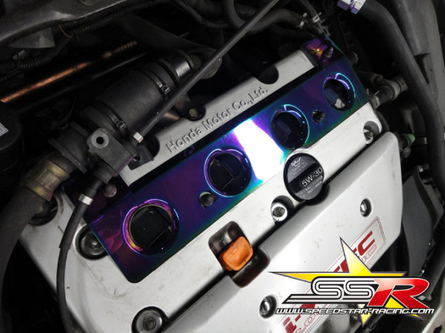 Ssr Aurora Neo K20 Coil Pack Cover Rsx Internal Engine