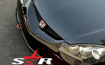 RSX SSR Front Lips