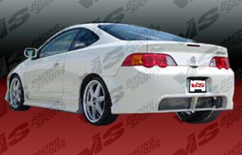VIS Racing TSC 2 Rear Bumper - RSX 2002-2004