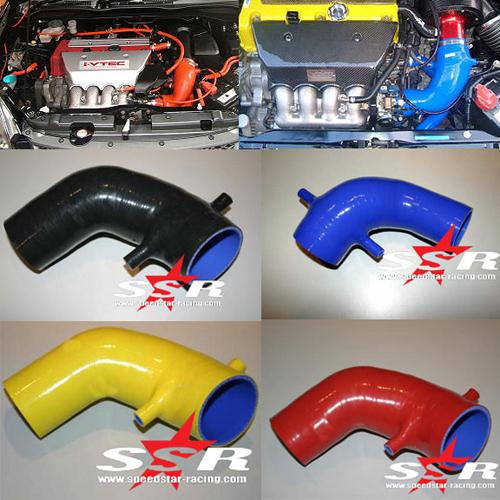 SpeedStar Silicone Intake Hose Acura RSX RSX Intake RSX - Acura rsx intake