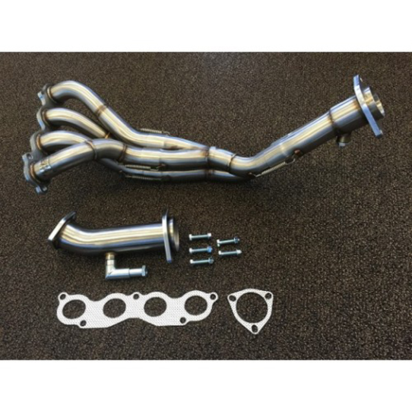 1320 Performance Triy Race Header Rsx Types: 2002 Acura Rsx Type S Exhaust System At Woreks.co
