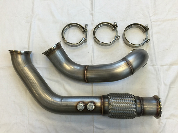 1320 Performance 3-inch Downpipe - RSX
