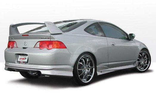 VIS Racing G5 Series Right Side Skirt - RSX 2002-2006
