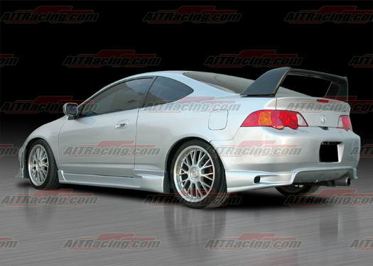 AIT Racing ING Style Rear Bumper - RSX 2002-2004