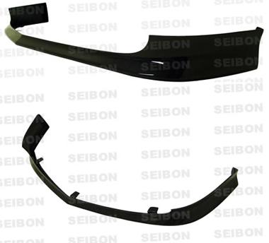 Seibon Carbon Fiber Front Lip TR Style - RSX 02-04