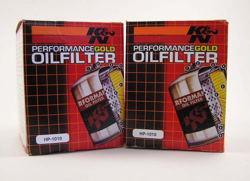 K&N Performance Oil Filter - RSX