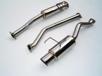 Invidia N1 Cat-back Exhaust System - Acura RSX 2002-2006 Type-S