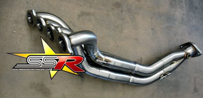 SSR Race Header RSX DC RSX Headers RSX Exhaust RSX - Acura rsx type s headers
