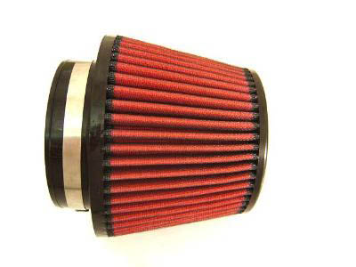 Injen High Performance Air Filter (Black) - 3.5""