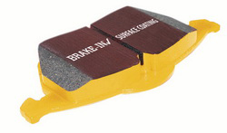EBC Yellowstuff Rear Brake Pads - RSX 02-06 (including Type-S) 02-06
