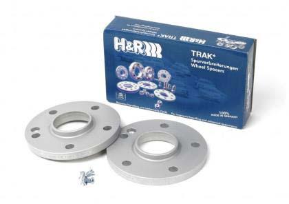 H&R Trak+ DRM 25mm Wheel Spacer Set - RSX 02-06