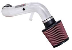 K&N Typhoon Short Ram Intake Polished - RSX 2002-2006 Type-S