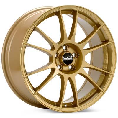 "O.Z. Ultraleggera 18"" Rims Gold Painted - RSX Type-s 05-06"