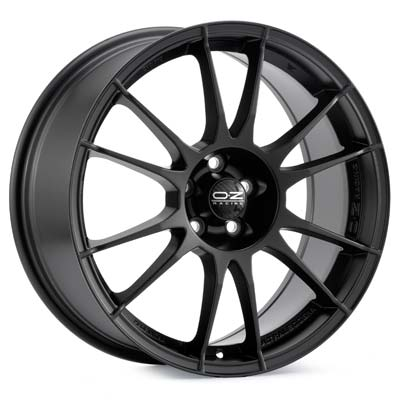 "O.Z. Ultraleggera 18"" Rims Black Painted - RSX Type-s 02-04"