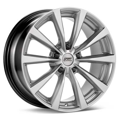 Sport edition a7 (painted/silver ) wheel | 1010tires. Com online.