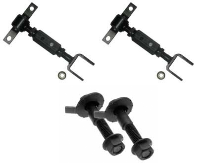SPC Camber Kit FRONT + REAR Kit - RSX 02-06