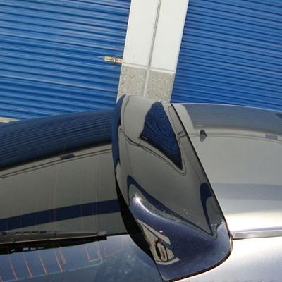 SSR Rear Hatch Visor Spoiler - DC5