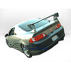 Extreme Dimensions Carbon Creations Type M Rear Bumper - 02-04 RSX