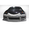 Extreme Dimensions 2002-2004 Acura RSX Duraflex GT300 Wide Body Front Bumper Cover - 1 Piece