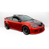 Extreme Dimensions 2002-2004 Acura RSX Duraflex GT300 Wide Body Side Skirts Rocker Panels - 2 Piece