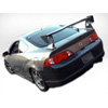 Extreme Dimensions 2002-2004 Acura RSX Duraflex Type M Rear Bumper Cover - 1 Piece