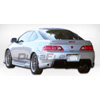 Extreme Dimensions 2005-2006 Acura RSX Duraflex I-Spec 2 Rear Bumper Cover - 1 Piece