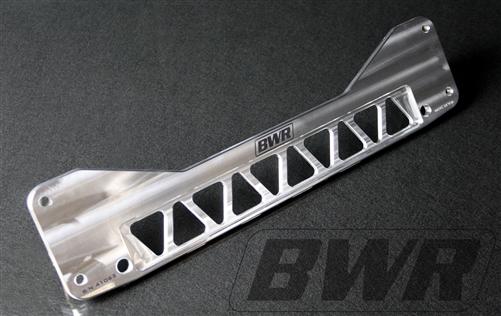 Blackworks Polished Billet Subframe Brace - RSX 2002-2006