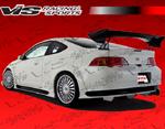 VIS Racing 2DR Invader Spoiler - RSX 2002 - 2006