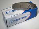 Carbotech 1521 Rear Brake Pads - Acura RSX Base