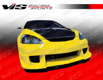 VIS Racing 2Dr Js Front Bumper - RSX 2002 - 2004