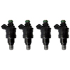 DeatschWerks 1300cc Injectors Set of 4 - RSX Type-S/5-Speed 02-06