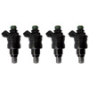 DeatschWerks 600cc Top Feed Injectors Set of 4 - RSX Type-S/5-Speed 02-06