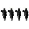 DeatschWerks 1000cc Top Feed Injectors Set of 4 - RSX Type-S/5-Speed 02-06