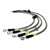 Techna-Fit Stainless Steel Brake Lines - RSX Base (Rear Disc) 02-06