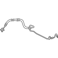 Acura OEM Hose, Power Steering Feed