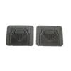 Husky Heavy Duty Gray Rear Floor Mats - RSX 02-06