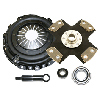 Competition Clutch Stage 5 - 4 Pad Rigid Ceramic Clutch Kit - RSX Type S 02-08