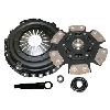 Competition Clutch Stage 4 - 6 Pad Ceramic Clutch Kit - RSX Type S 02-08