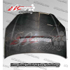 B-Magic N1 Series Carbon Fiber Hood - RSX 2002-2006