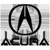 Acura OEM R. Fr. Door Glass Assy. (Green) (Asahi) - 02-04 RSX