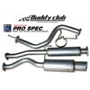 Buddy Club Pro Spec Exhaust - RSX Type S 02-06