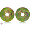 Password JDM Front Performance Brake Rotors 02-06 RSX Base