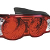 Matrix Red Eye Taillights set of 2 - RSX 02-04
