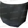 Seibon Carbon Fiber Hood (oem style) RSX 02-06