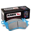 Hawk Blue 9012 Race Rear Brake Pads - RSX 02-06