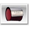 "Injen Aluminum Air Filter Heat Shield Universal Fits 3.5"" Polished"