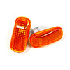 Password JDM Amber Side Markers w/Sockets - RSX 2002-2006