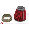 Password JDM Dry Carbon Kevlar Velocity Stack for PowerChamber Intakes