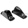 Password JDM Dry Carbon Fiber LHD Pillar Gauge Pod