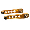 Skunk2 Rear Lower Control Arms (Gold Anodized) - RSX 02-06